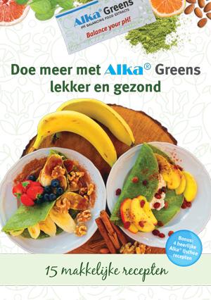 Alka Greens receptenboekje