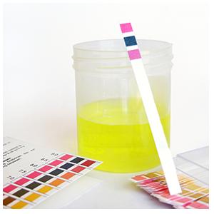 pH-waarde testen