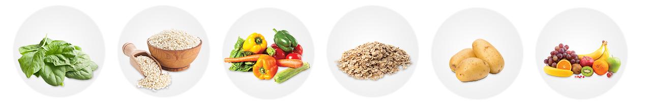 basischvormende voedingsmiddelen