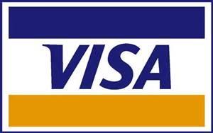 Betalen - creditcard - visa