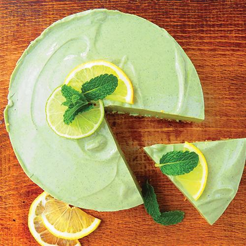 greens citroenkwarktaart