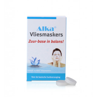 Alka® Vliesmaskers - 24 stuks - NL