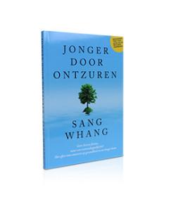 """Boek: """"Jonger door Ontzuren"""" - Sang Whang - NL"""