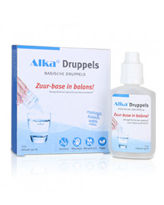 Alka® Druppels - 55ml - Nederlands label