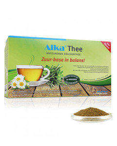 Alka® Thee - 50 of 100 filterzakjes - Nederlands label