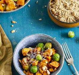 Recept van Rineke Dijkinga: Indiase stoofpot